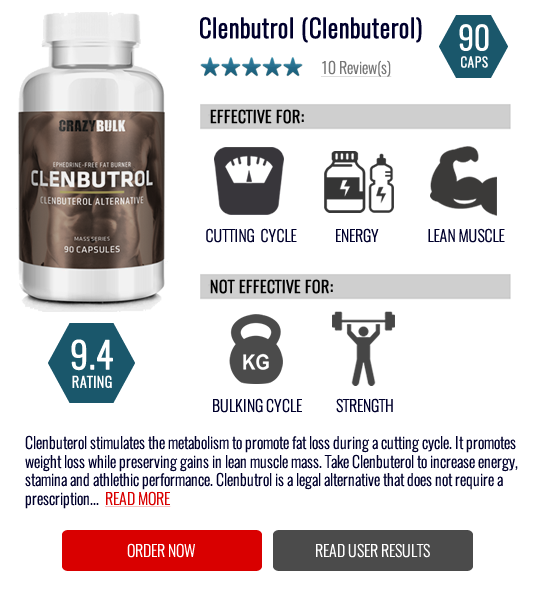 body builders use Clenbuterol in the UK