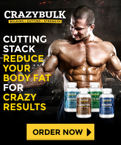 Clenbuterol CrazyBulk-Cutting-Stacks