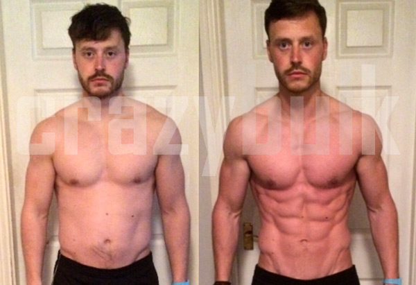 dianabol before after results