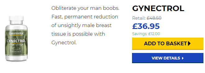 Gynecomastia Pills UK